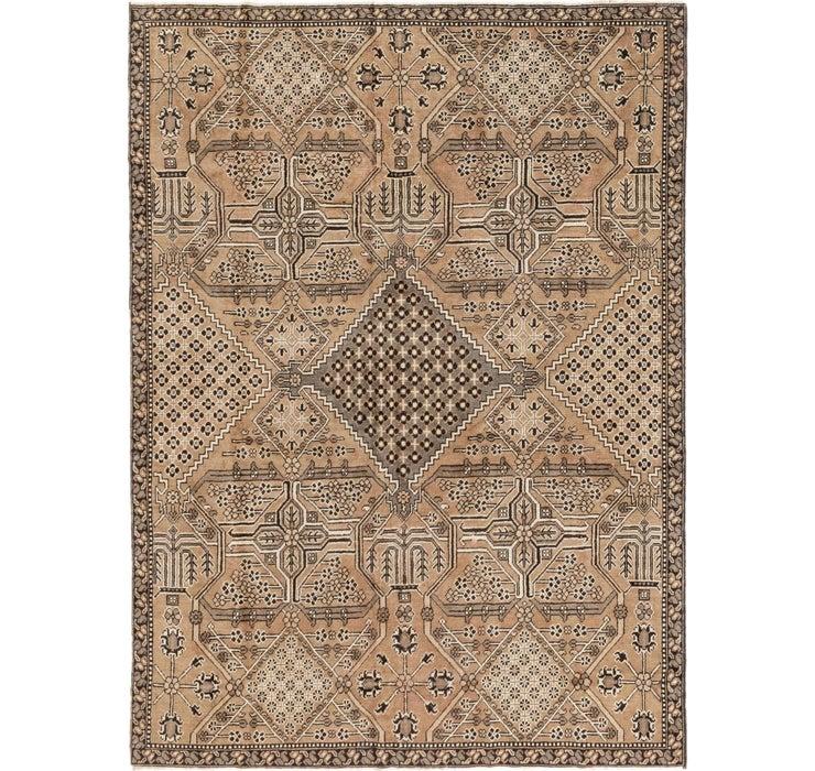 235cm x 318cm Ferdos Persian Rug