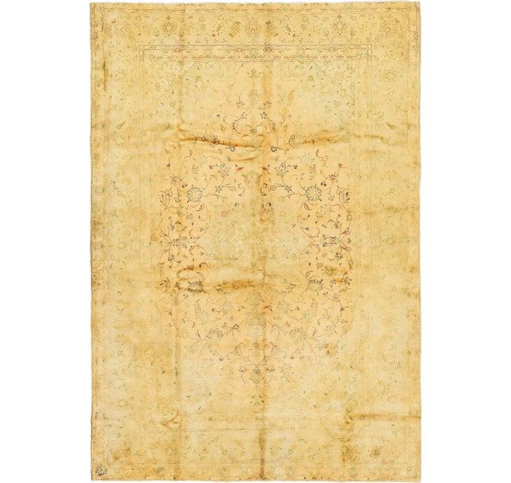 235cm x 343cm Isfahan Persian Rug