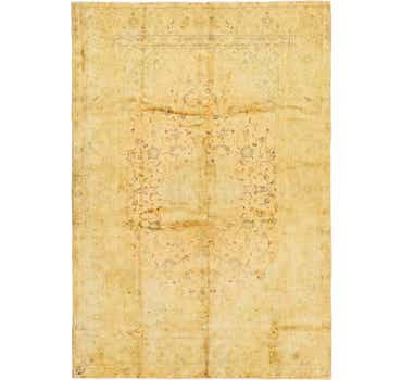 Image of 7' 8 x 11' 3 Isfahan Persian Rug