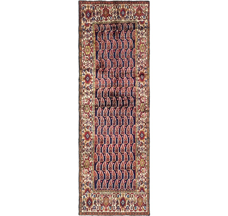 100cm x 312cm Malayer Persian Runner ...