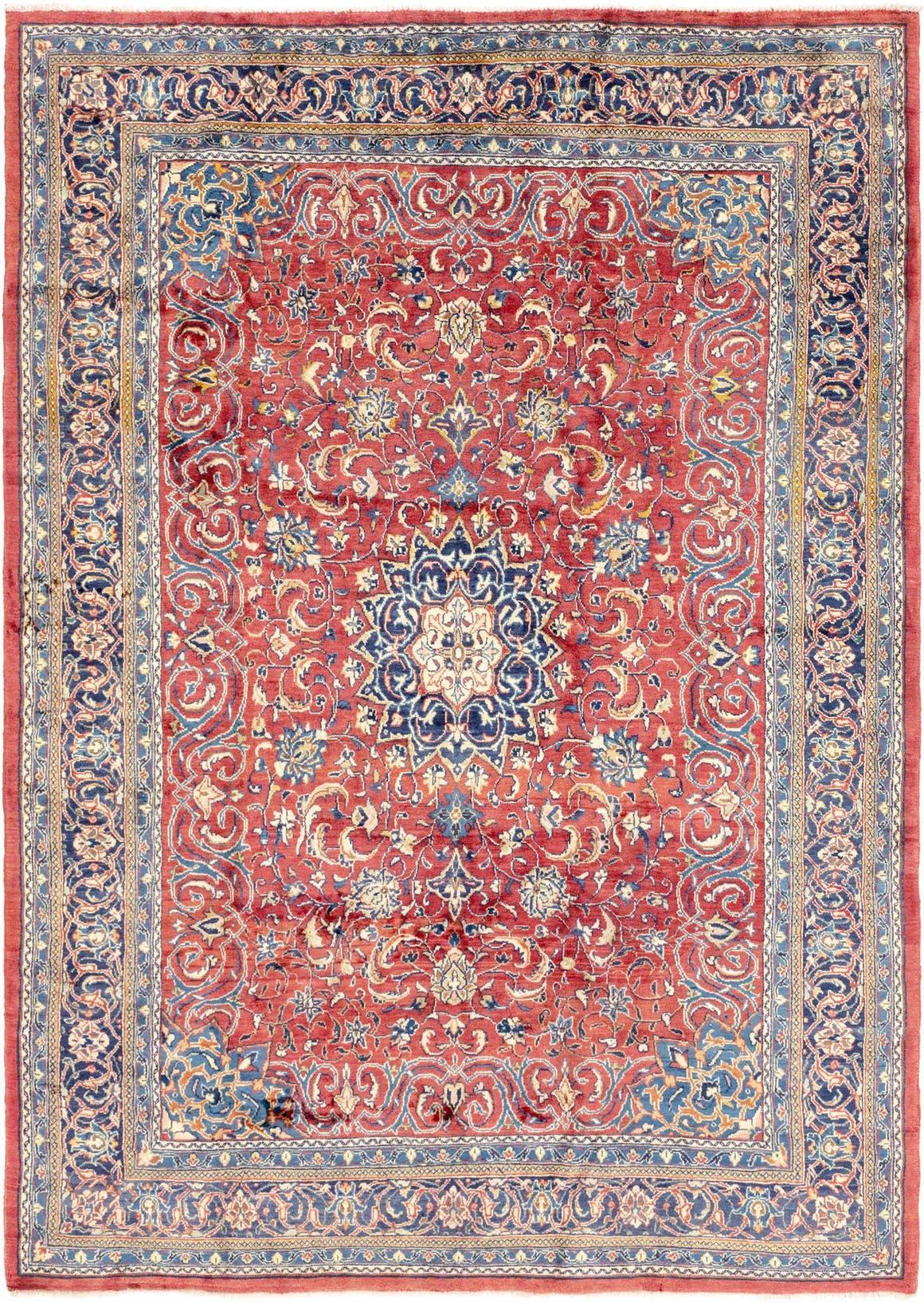 9' x 12' 4 Farahan Persian Rug main image