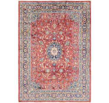 9' x 12' 4 Farahan Persian Rug