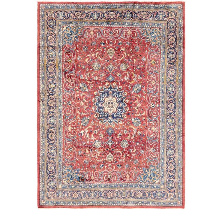 Image of 9' x 12' 4 Farahan Persian Rug
