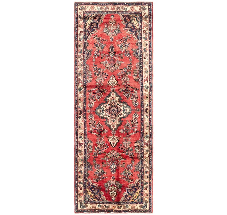3' 7 x 10' 2 Liliyan Persian Runner ...