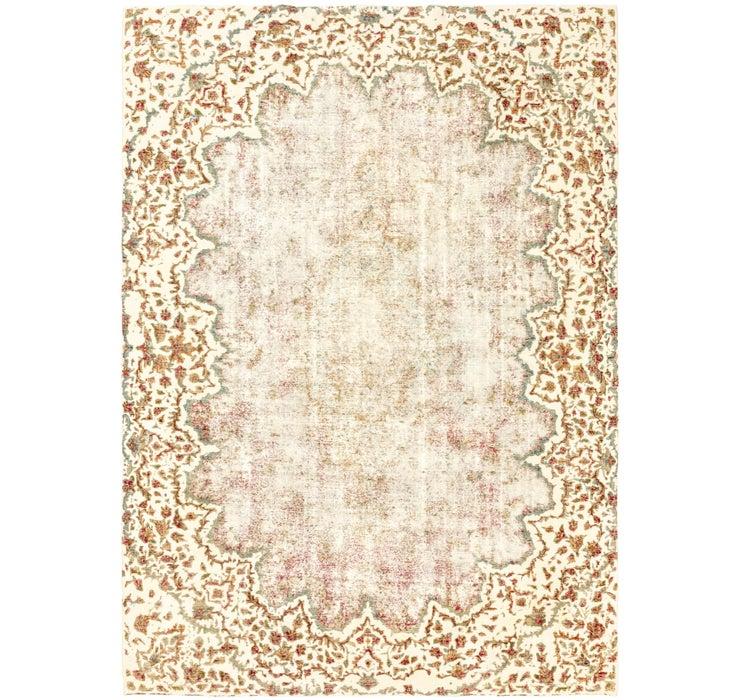 9' 4 x 13' 2 Ultra Vintage Persian Rug