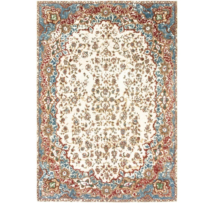 287cm x 420cm Ultra Vintage Persian Rug