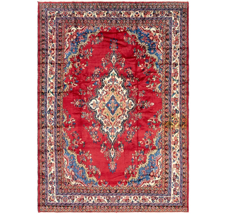 275cm x 370cm Shahrbaft Persian Rug