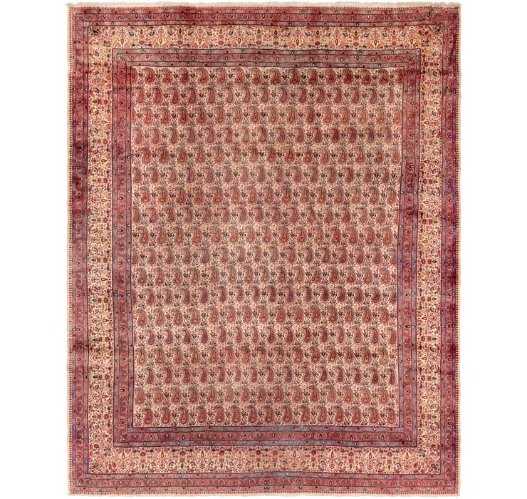 318cm x 400cm Mood Persian Rug