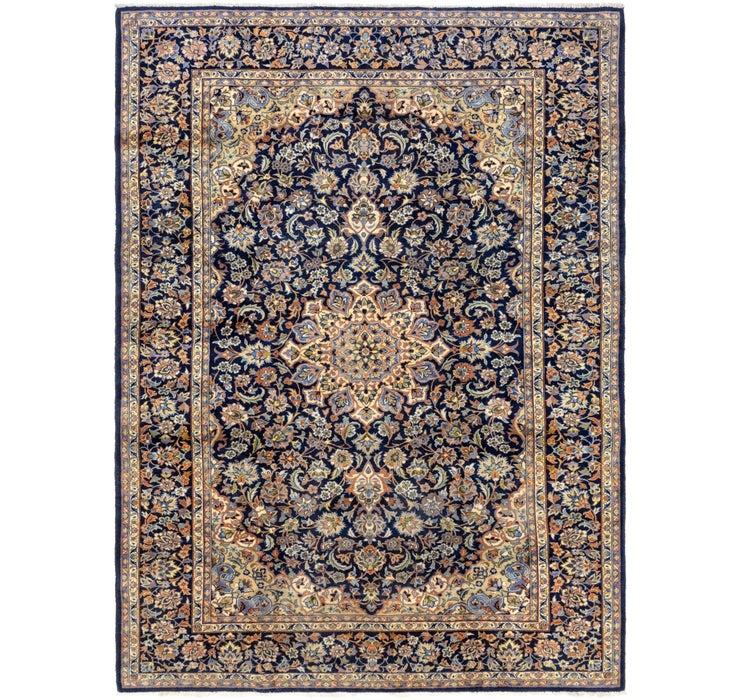 8' 7 x 11' 8 Isfahan Persian Rug