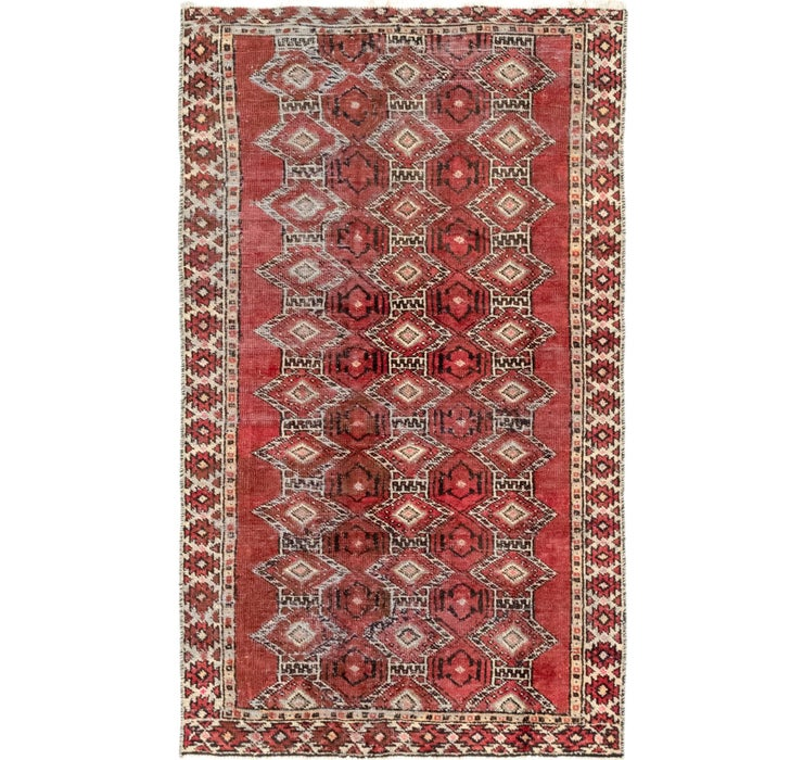 110cm x 198cm Ferdos Persian Rug