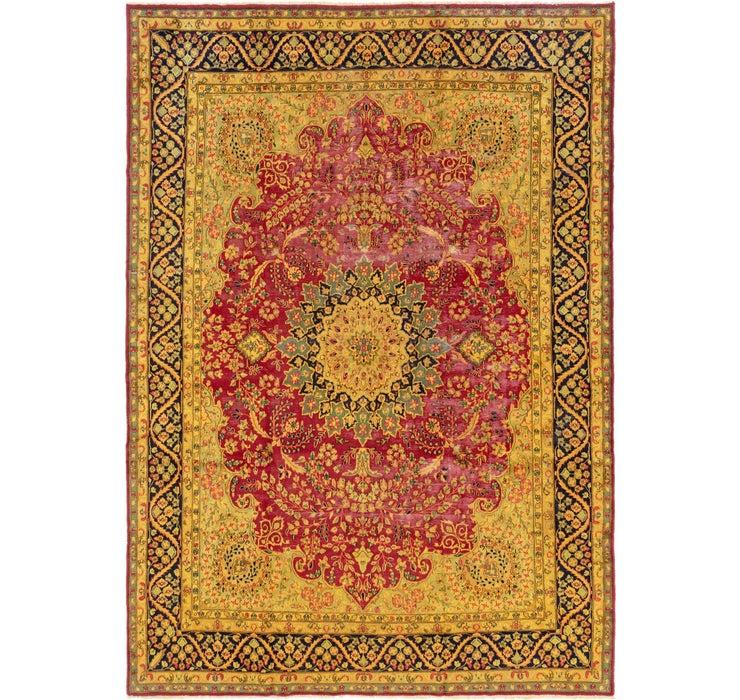292cm x 420cm Kerman Persian Rug