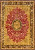 9' 7 x 13' 9 Kerman Persian Rug thumbnail