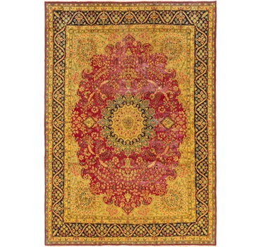 9' 7 x 13' 9 Kerman Persian Rug main image