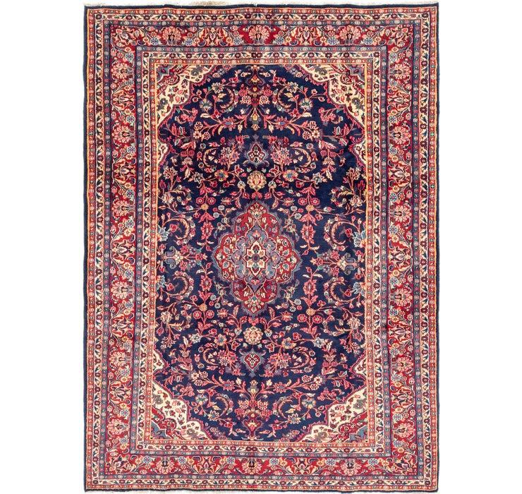 213cm x 295cm Shahrbaft Persian Rug