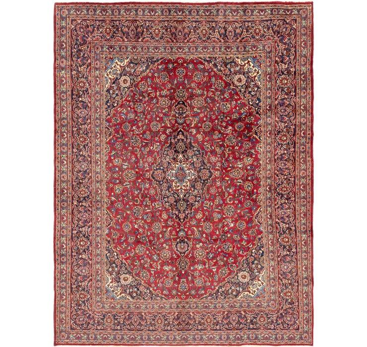 9' 2 x 12' 5 Mashad Persian Rug