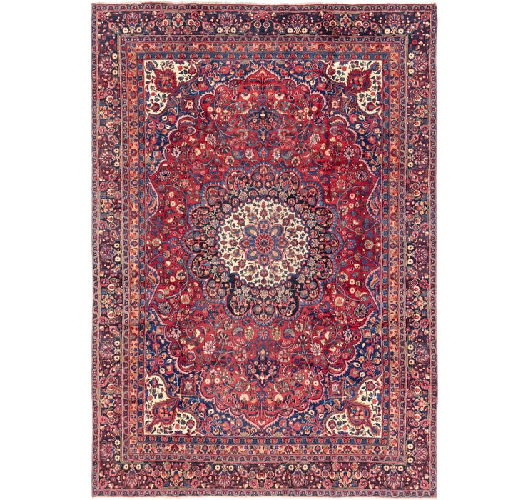 Image of 235cm x 335cm Birjand Persian Rug