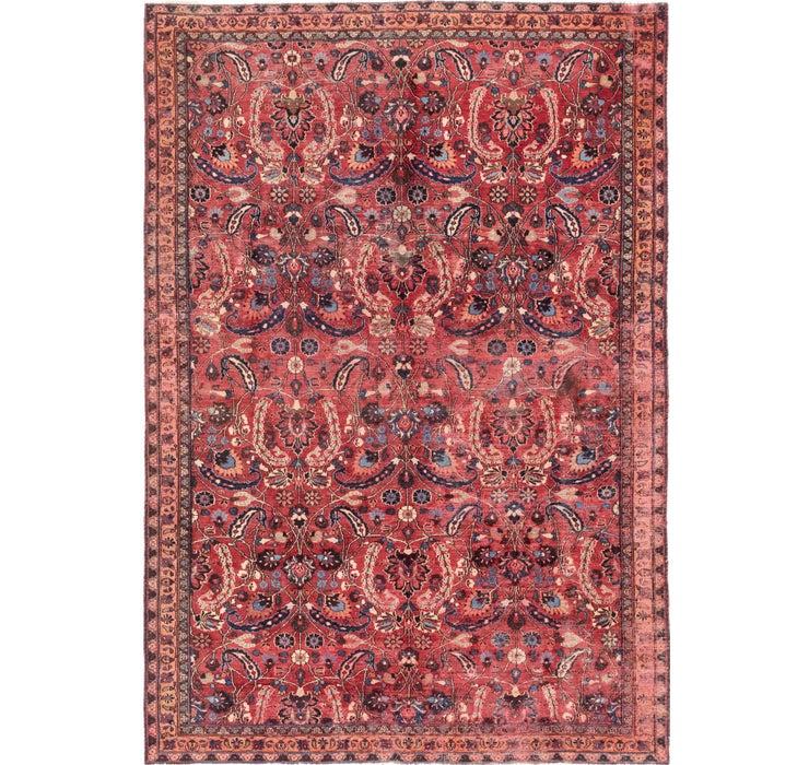 Image of 270cm x 305cm Birjand Persian Rug