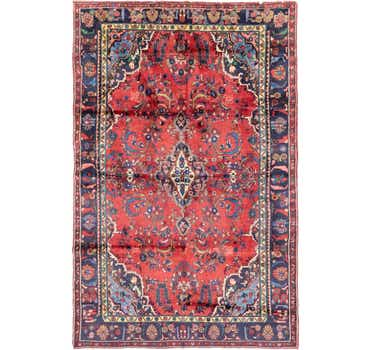 Image of 6' 4 x 9' 10 Liliyan Persian Rug