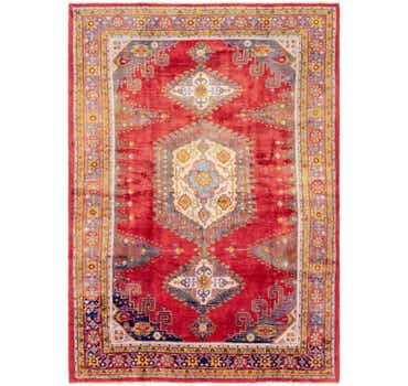 Image of 7' x 10' 4 Viss Persian Rug