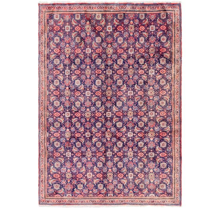 6' x 8' 8 Farahan Persian Rug