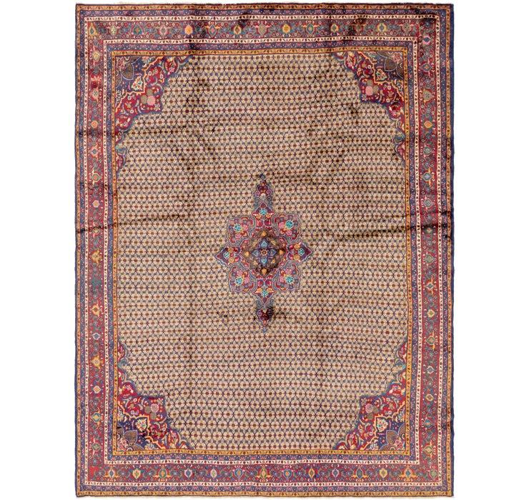 9' 10 x 12' 9 Koliaei Persian Rug