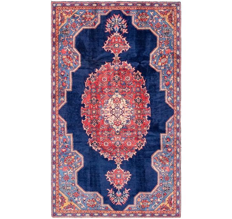 5' x 8' 10 Farahan Persian Rug