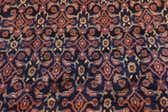 5' 4 x 10' Hossainabad Persian Runner Rug thumbnail
