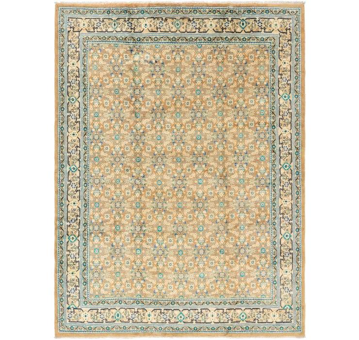 10' x 14' 3 Farahan Persian Rug
