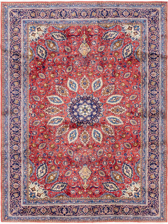 8' 8 x 11' 5 Sarough Persian Rug main image
