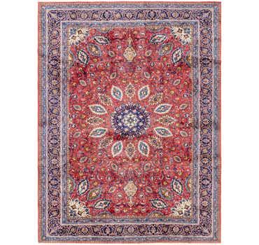 8' 8 x 11' 5 Sarough Persian Rug