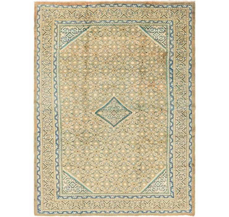 Image of 9' 9 x 14' 2 Farahan Persian Rug