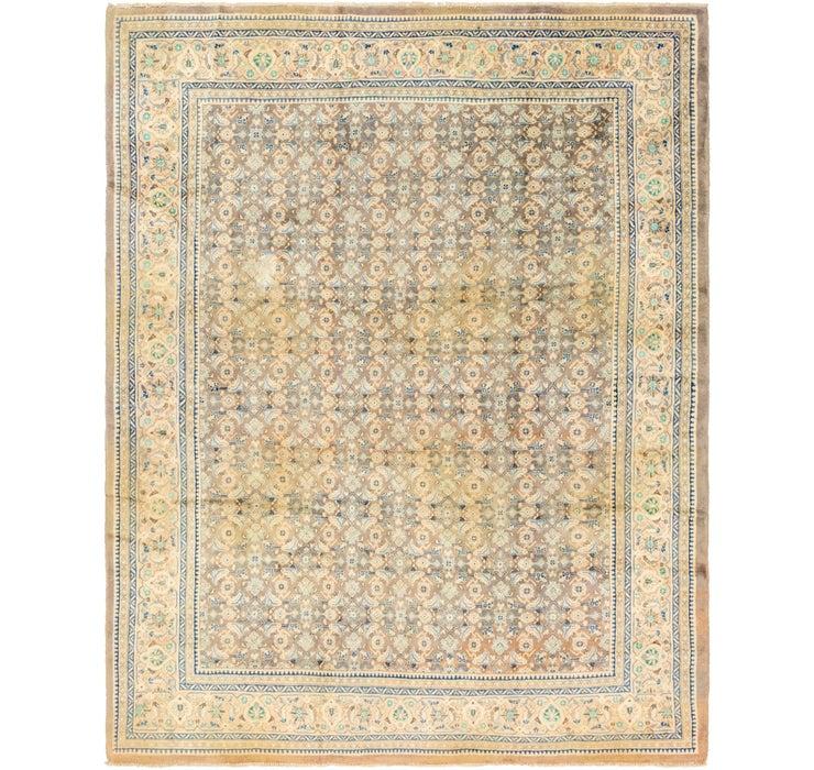 10' 5 x 14' Farahan Persian Rug