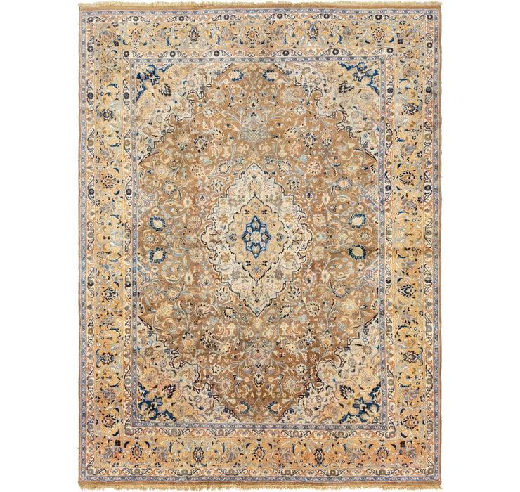 9' 7 x 13' 2 Kashmar Persian Rug