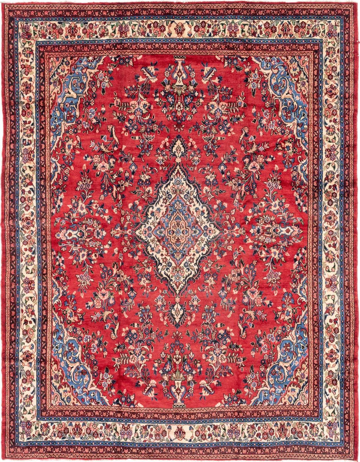 10' 5 x 13' 4 Shahrbaft Persian Rug main image