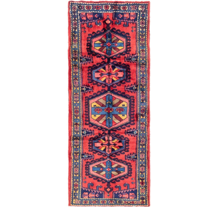 110cm x 282cm Viss Persian Runner Rug