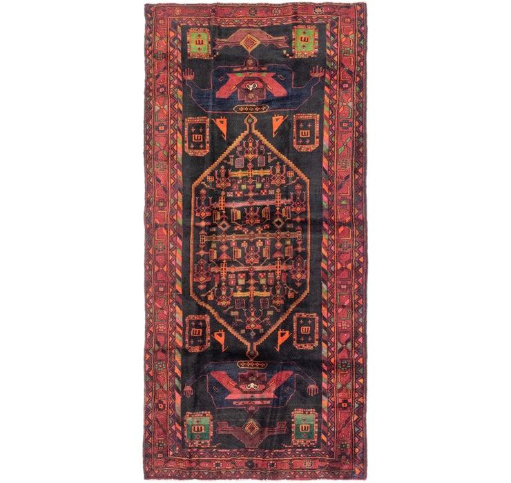 152cm x 323cm Sirjan Persian Runner Rug