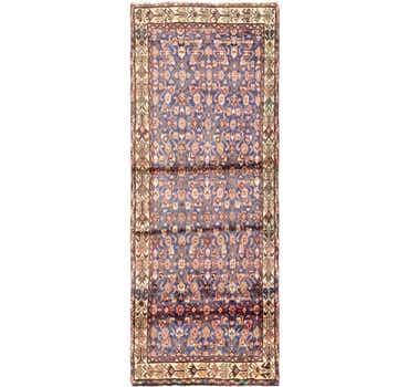 Image of 3' 2 x 8' 8 Hossainabad Persian Run...