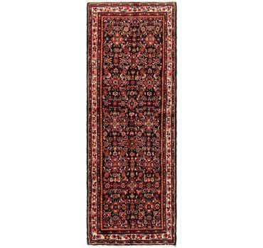 Image of 3' 5 x 10' Shahsavand Persian Runn...