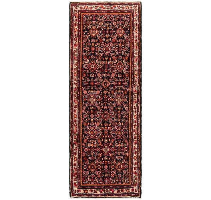 Image of 105cm x 305cm Shahsavand Persian Runn...