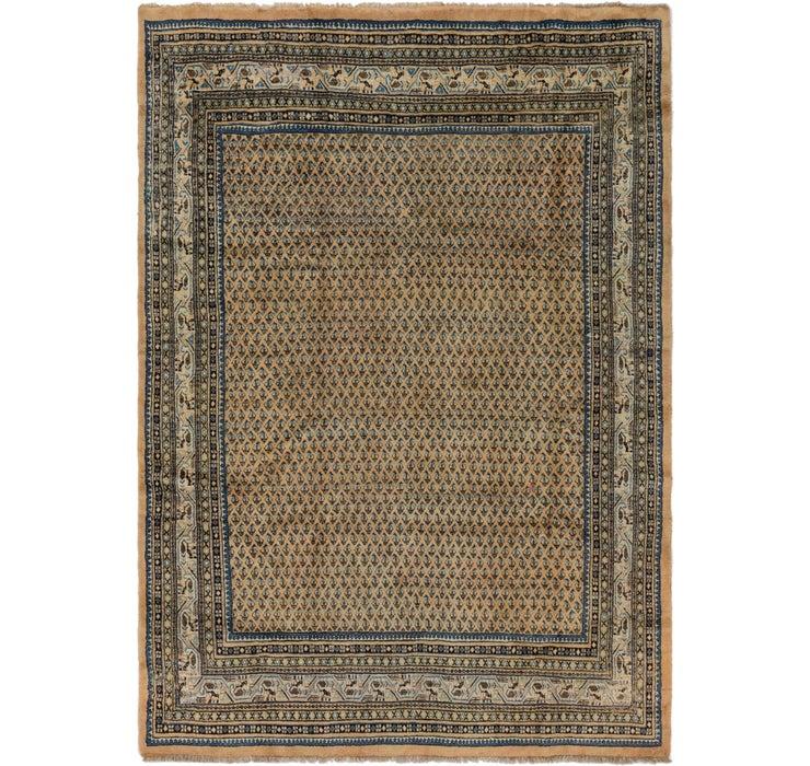 218cm x 310cm Botemir Persian Rug