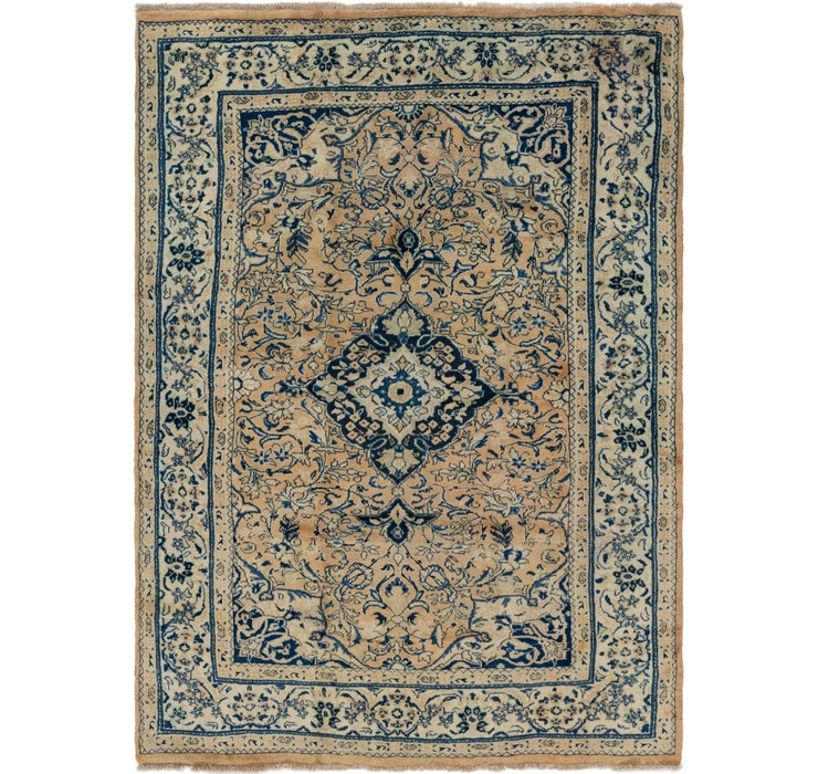 6' 9 x 9' 6 Farahan Persian Rug
