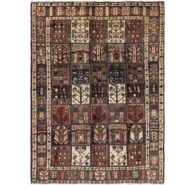 205cm x 275cm Bakhtiar Persian Rug