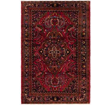 7' 7 x 11' 6 Liliyan Persian Rug main image