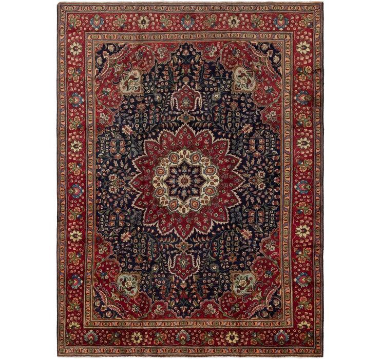 9' 6 x 13' Tabriz Persian Rug
