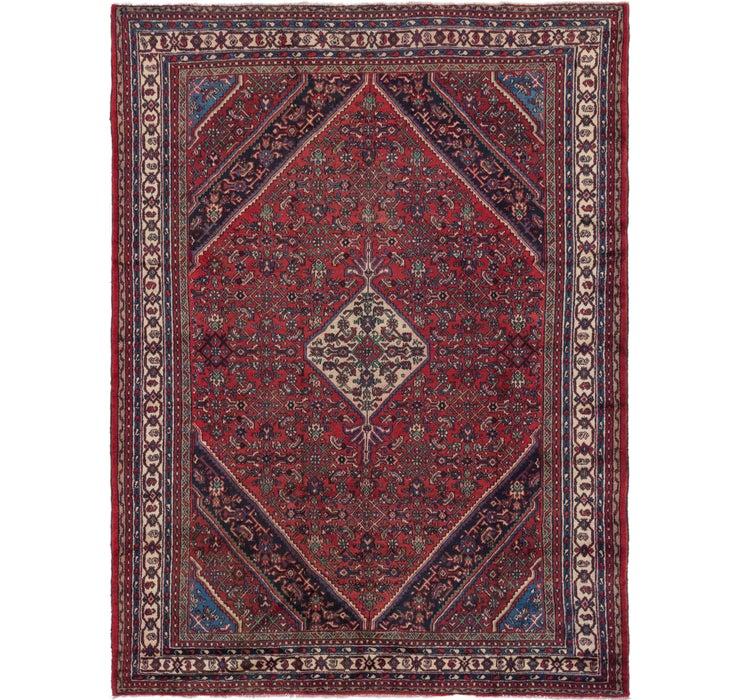 265cm x 353cm Hamedan Persian Rug
