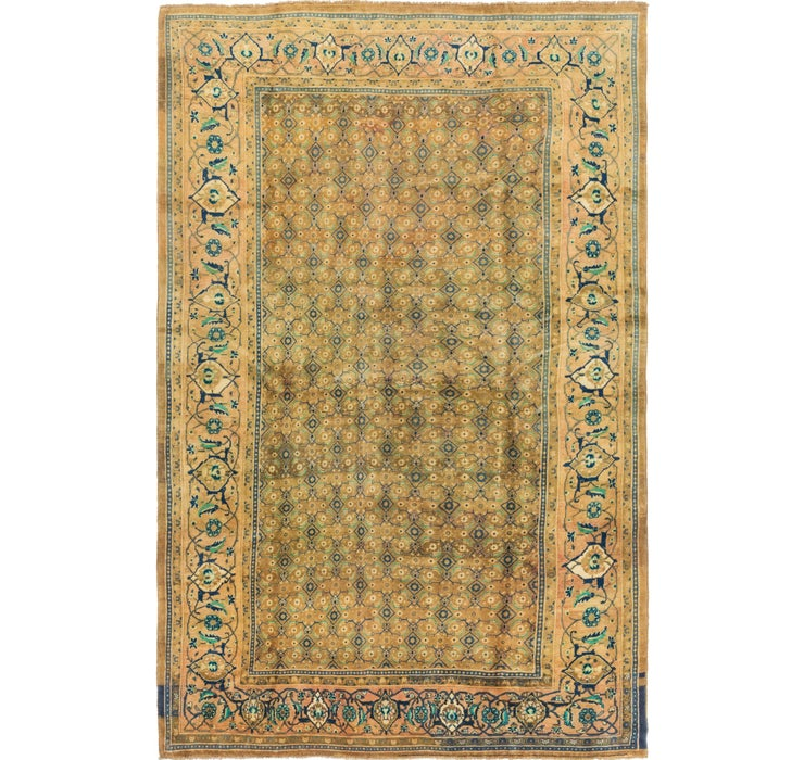 7' x 11' 2 Farahan Persian Rug
