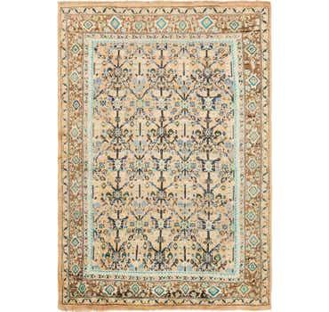 Image of 7' 4 x 11' Farahan Persian Rug