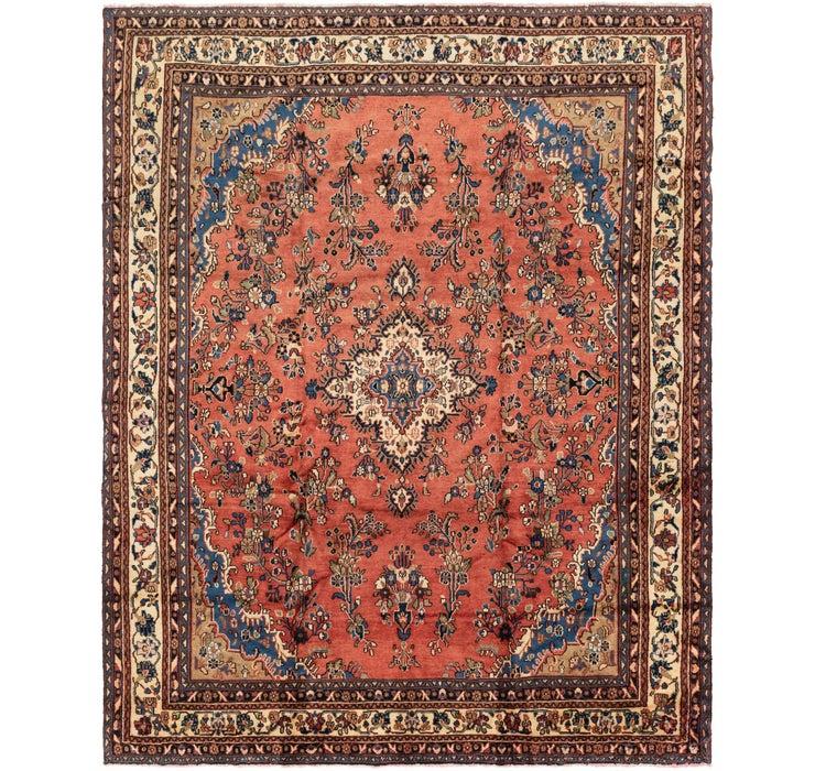 9' 7 x 12' 3 Liliyan Persian Rug