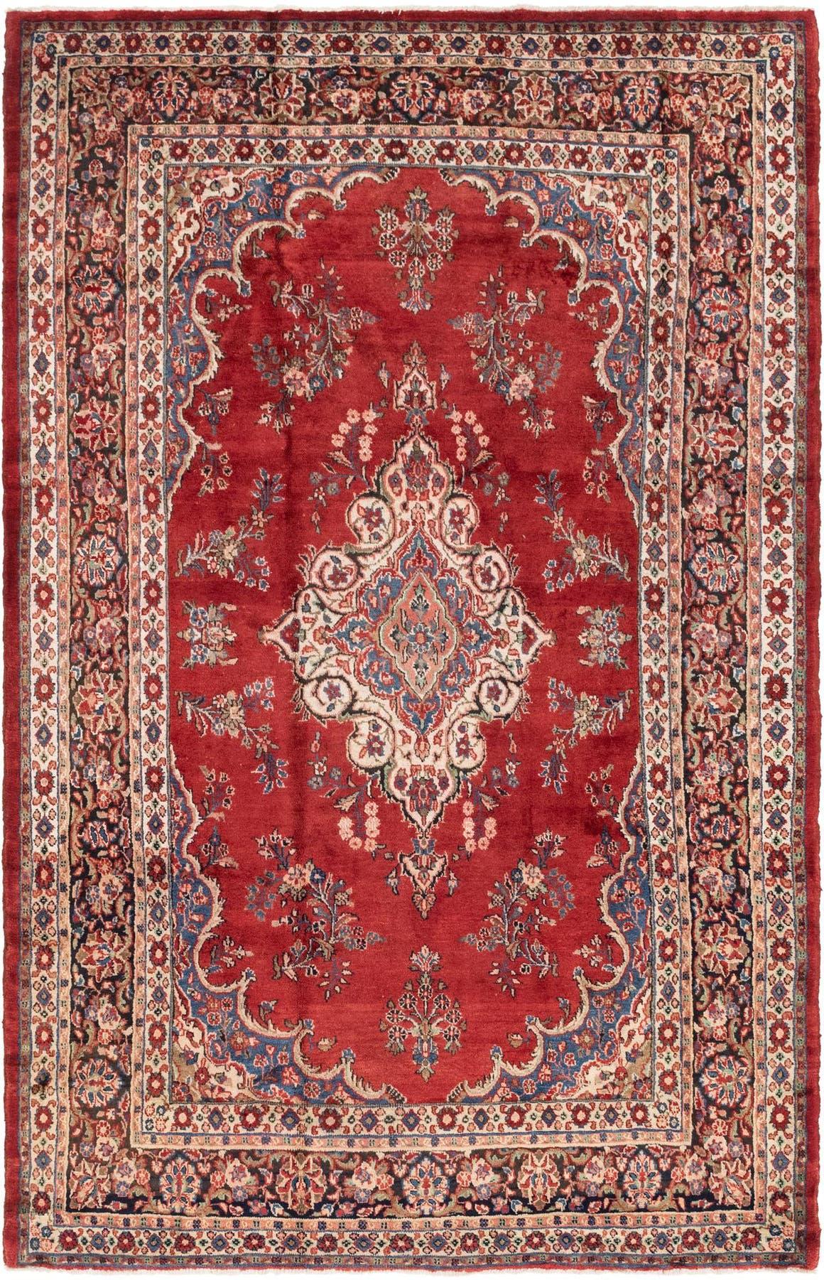 7' 6 x 11' 6 Shahrbaft Persian Rug main image