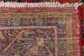7' 10 x 11' 6 Golpayegan Persian Rug thumbnail